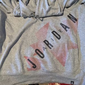 Jordan Cotton Hoodie - 3XL, New Without Tags